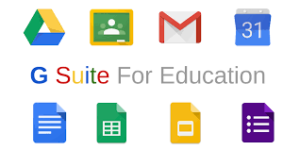 logo della GSuite for Education